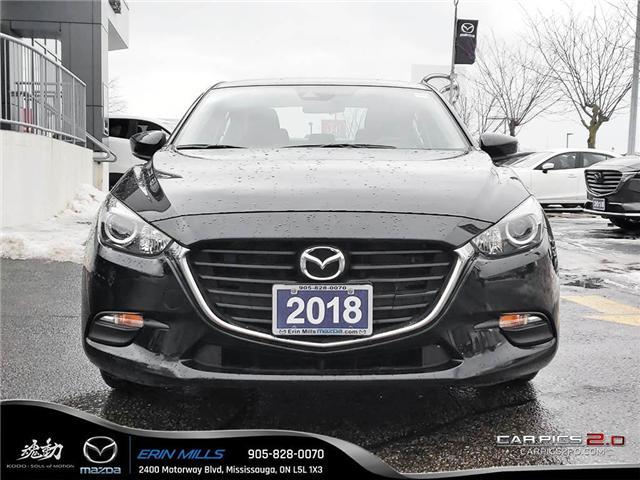 2018 Mazda Mazda3 GS (Stk: R0108) in Mississauga - Image 2 of 18