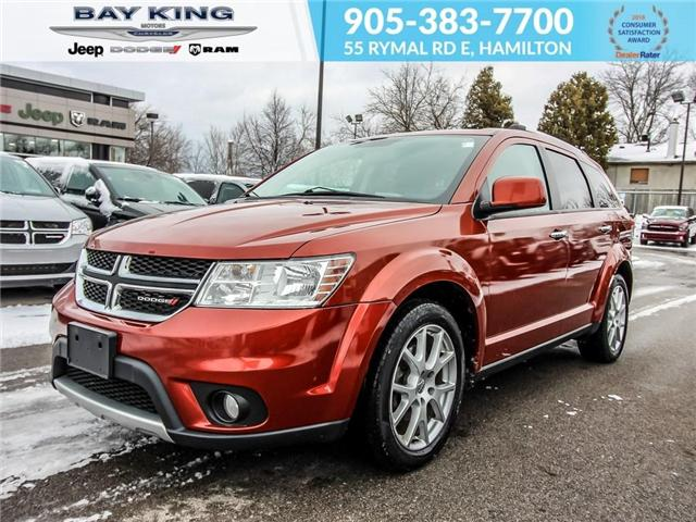 2012 Dodge Journey  (Stk: 197520A) in Hamilton - Image 1 of 19