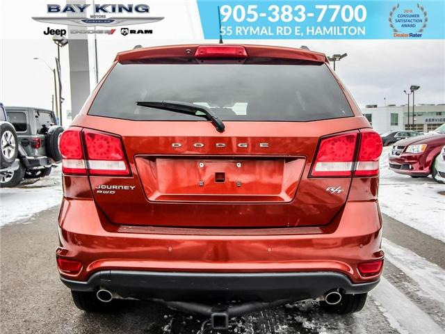 2012 Dodge Journey  (Stk: 197520A) in Hamilton - Image 17 of 19