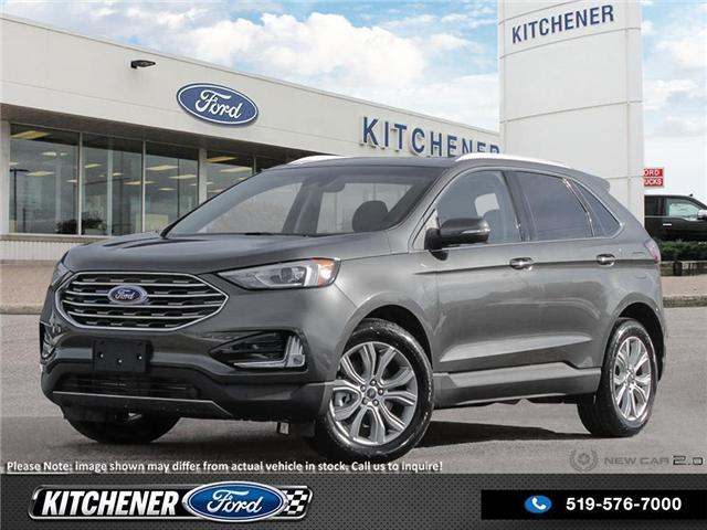 2019 Ford Edge Titanium (Stk: 9D2580) in Kitchener - Image 1 of 23
