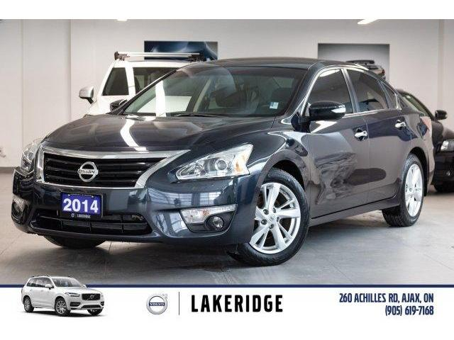 2014 Nissan Altima 2.5 SL (Stk: V0300A) in Ajax - Image 1 of 30