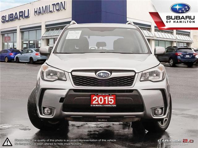 2015 Subaru Forester 2.0XT Limited Package (Stk: S7494A) in Hamilton - Image 2 of 26