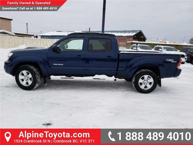 2007 Toyota Tacoma V6 (Stk: X139102A) in Cranbrook - Image 2 of 17
