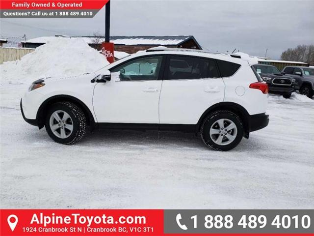 2014 Toyota RAV4 XLE (Stk: W013491A) in Cranbrook - Image 2 of 18