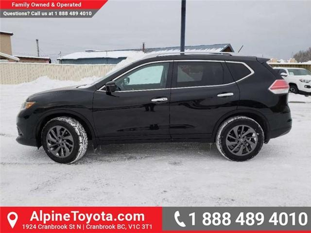 2016 Nissan Rogue SL (Stk: S537608A) in Cranbrook - Image 2 of 19