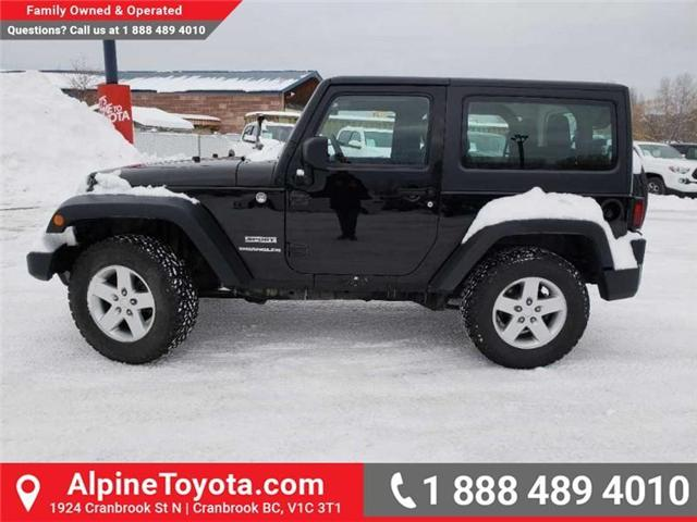 2011 Jeep Wrangler Sport (Stk: X149449A) in Cranbrook - Image 2 of 16