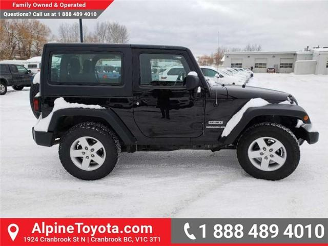 2011 Jeep Wrangler Sport (Stk: X149449A) in Cranbrook - Image 6 of 16
