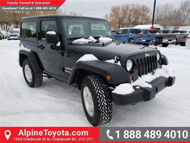 2011 Jeep Wrangler Sport (Stk: X149449A) in Cranbrook - Image 7 of 16