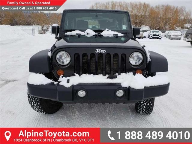 2011 Jeep Wrangler Sport (Stk: X149449A) in Cranbrook - Image 8 of 16