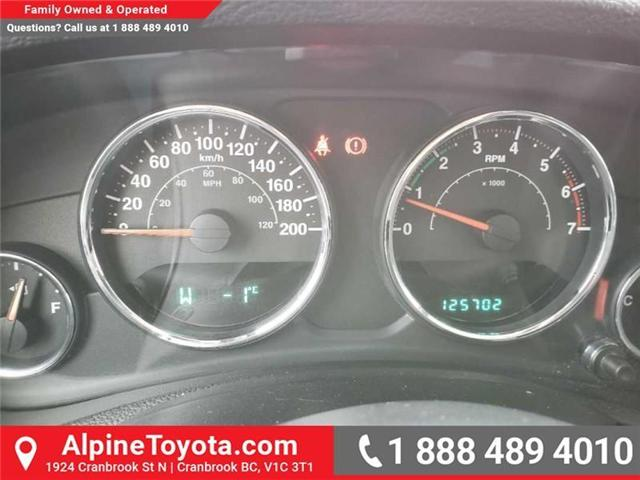 2011 Jeep Wrangler Sport (Stk: X149449A) in Cranbrook - Image 14 of 16