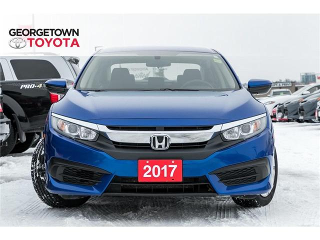 2017 Honda Civic LX (Stk: 17-10125) in Georgetown - Image 2 of 18
