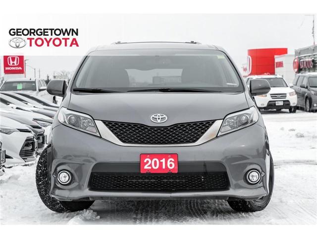 2016 Toyota Sienna  (Stk: 16-59701) in Georgetown - Image 2 of 21
