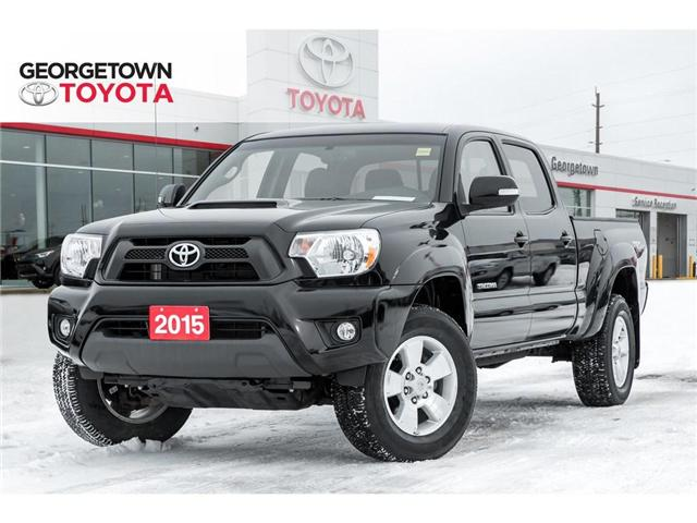 2015 Toyota Tacoma V6 (Stk: 15-33593) in Georgetown - Image 1 of 18