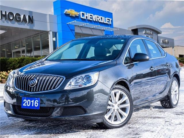 2016 Buick Verano Base (Stk: A113938) in Scarborough - Image 1 of 26