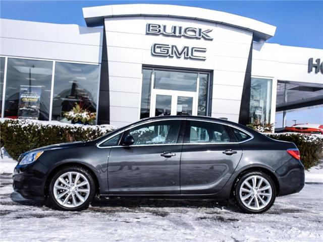 2016 Buick Verano Base (Stk: A113938) in Scarborough - Image 2 of 26