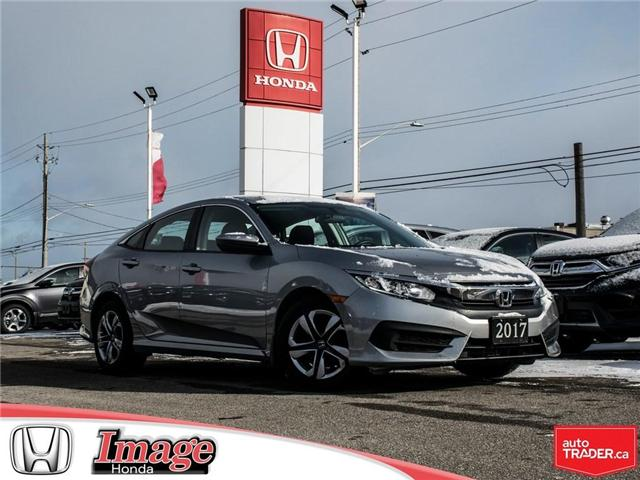 2017 Honda Civic LX (Stk: OE4247) in Hamilton - Image 1 of 17