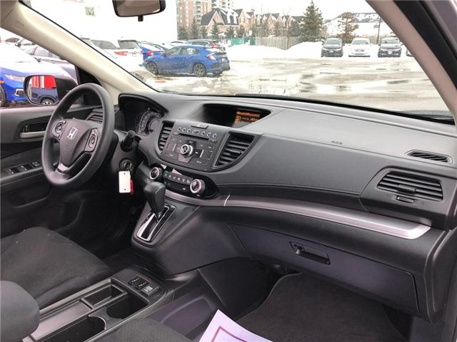 2015 Honda CR-V LX (Stk: 2073P) in Richmond Hill - Image 7 of 17