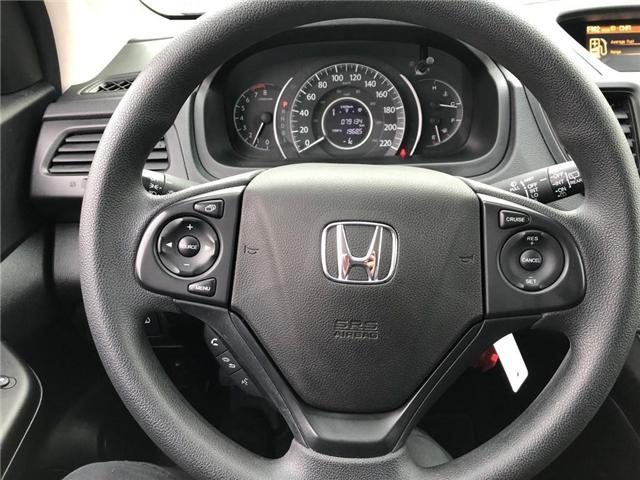 2015 Honda CR-V LX (Stk: 2073P) in Richmond Hill - Image 10 of 17