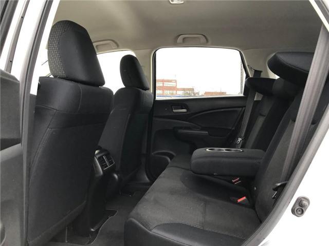 2015 Honda CR-V LX (Stk: 2073P) in Richmond Hill - Image 11 of 17