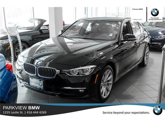 2017 BMW 330i xDrive Sedan (8D97) (Stk: PP8351) in Toronto - Image 1 of 22