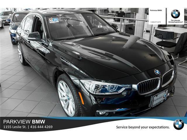 2017 BMW 330i xDrive Sedan (8D97) (Stk: PP8351) in Toronto - Image 2 of 22