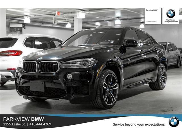 2017 BMW X6 M Base (Stk: PP8374) in Toronto - Image 1 of 20