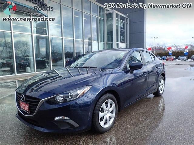 2016 Mazda Mazda3 GX (Stk: 14133) in Newmarket - Image 2 of 30