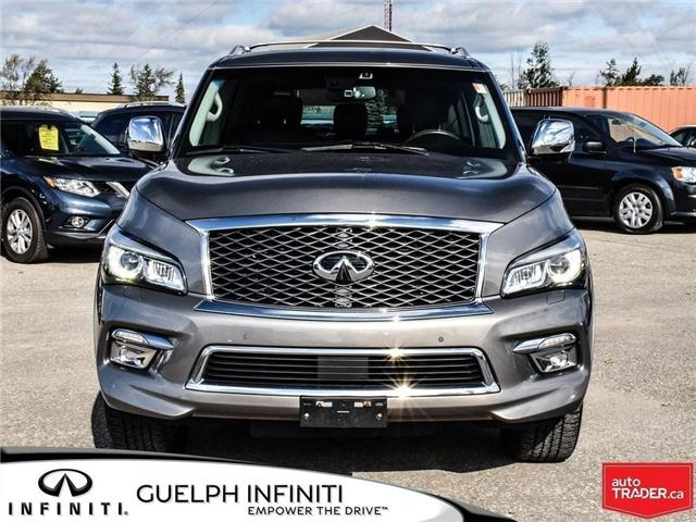 2015 Infiniti QX80  (Stk: I6636A) in Guelph - Image 2 of 26