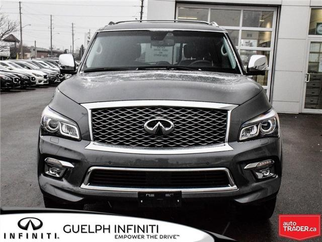 2015 Infiniti QX80  (Stk: I6850A) in Guelph - Image 2 of 24