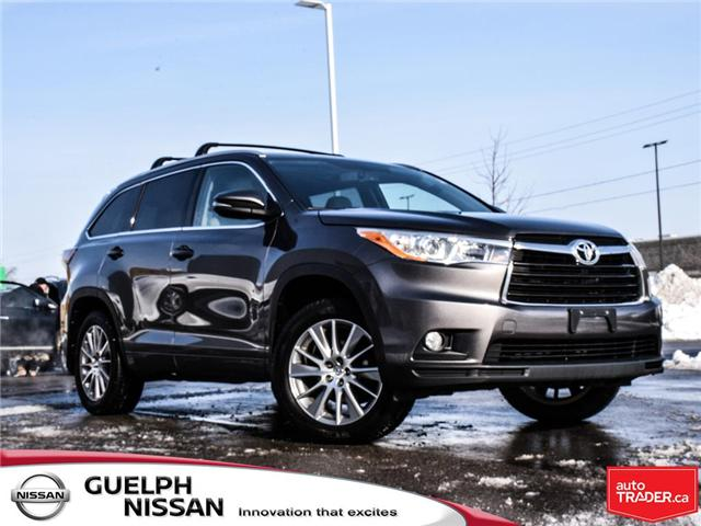 2014 Toyota Highlander  (Stk: N19864A) in Guelph - Image 1 of 24