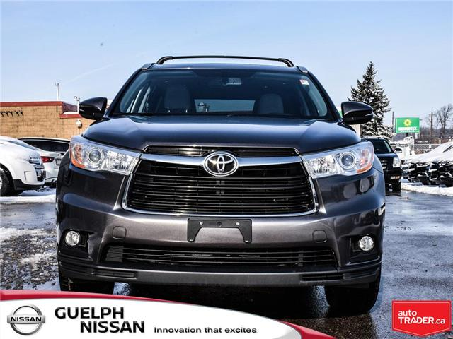 2014 Toyota Highlander  (Stk: N19864A) in Guelph - Image 2 of 24