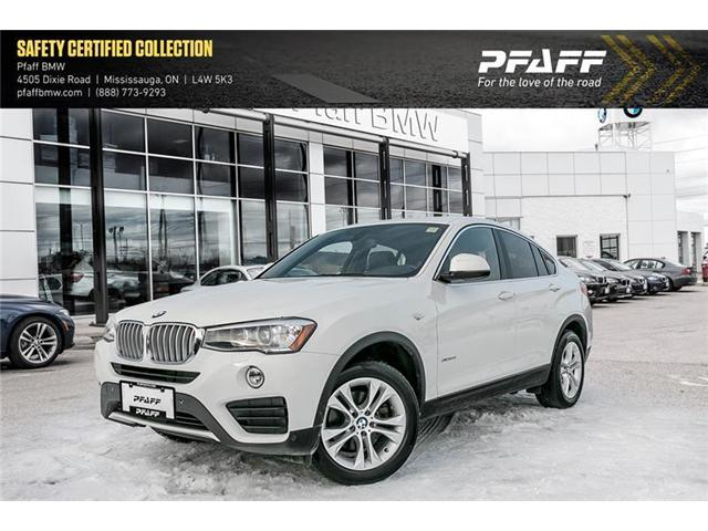 2016 BMW X4 xDrive28i (Stk: U5306) in Mississauga - Image 1 of 21