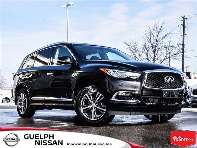 2017 Infiniti QX60 Base (Stk: UP13592) in Guelph - Image 1 of 25
