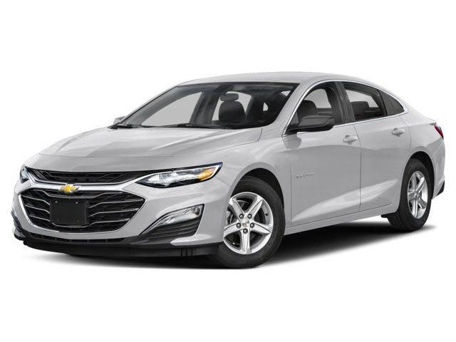 2019 Chevrolet Malibu LT (Stk: 9163526) in Scarborough - Image 1 of 9