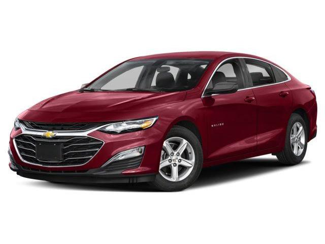 2019 Chevrolet Malibu LT (Stk: 9165825) in Scarborough - Image 1 of 9
