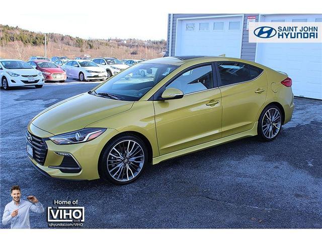 2018 Hyundai Elantra  (Stk: 97534A) in Saint John - Image 2 of 21