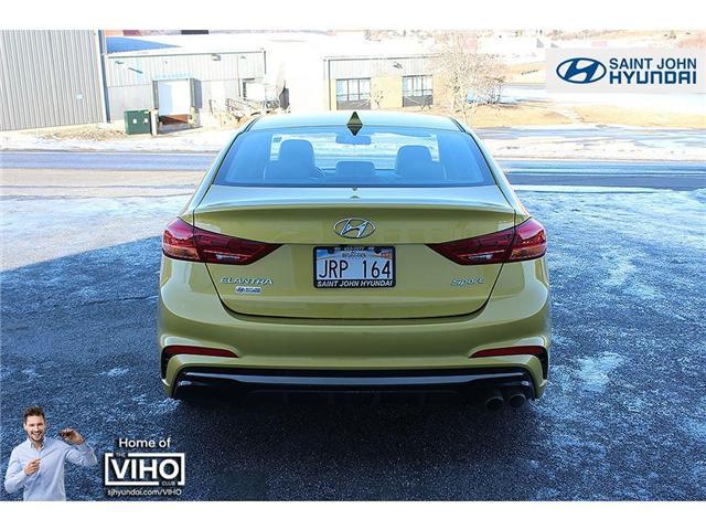 2018 Hyundai Elantra  (Stk: 97534A) in Saint John - Image 5 of 21