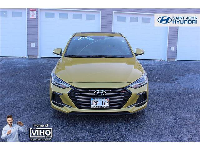 2018 Hyundai Elantra  (Stk: 97534A) in Saint John - Image 6 of 21
