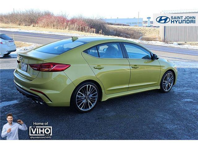 2018 Hyundai Elantra  (Stk: 97534A) in Saint John - Image 7 of 21
