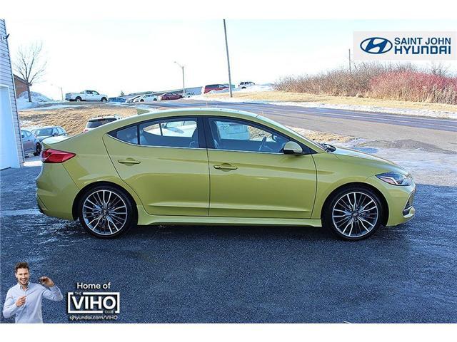 2018 Hyundai Elantra  (Stk: 97534A) in Saint John - Image 8 of 21