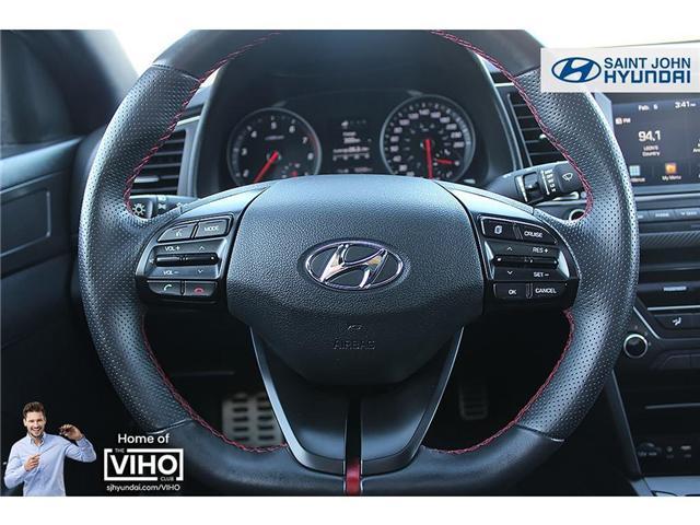 2018 Hyundai Elantra  (Stk: 97534A) in Saint John - Image 11 of 21