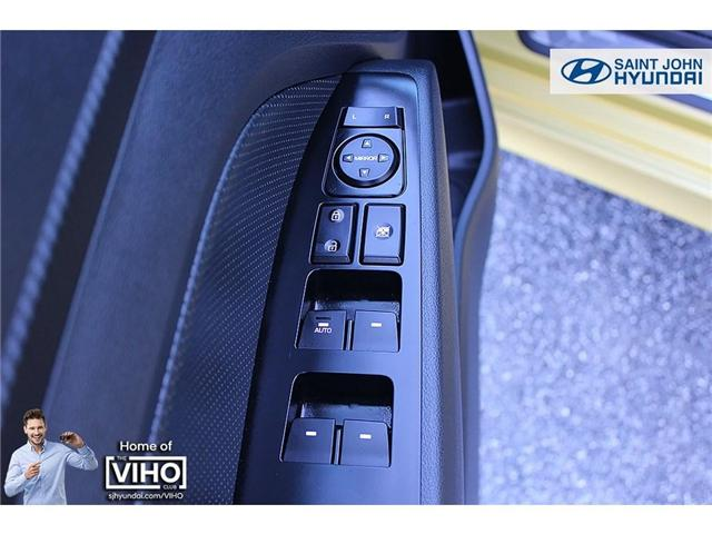 2018 Hyundai Elantra  (Stk: 97534A) in Saint John - Image 19 of 21