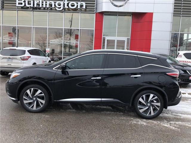 2016 Nissan Murano Platinum (Stk: X8786A) in Burlington - Image 2 of 22