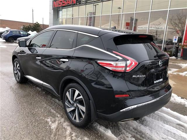 2016 Nissan Murano Platinum (Stk: X8786A) in Burlington - Image 3 of 22