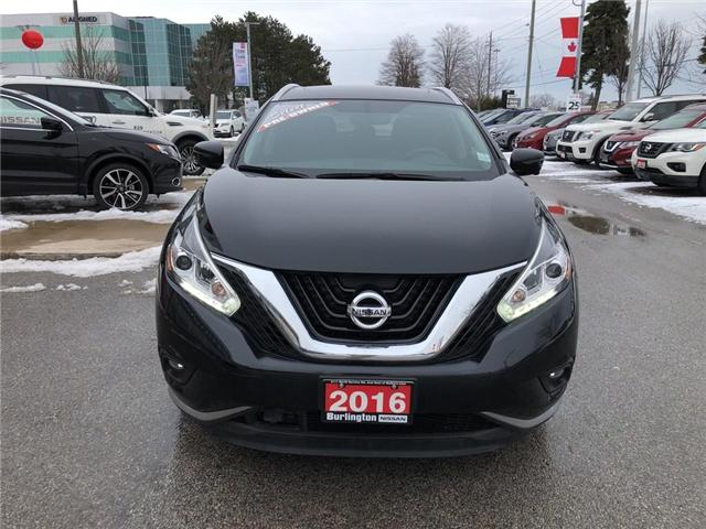 2016 Nissan Murano Platinum (Stk: X8786A) in Burlington - Image 8 of 22