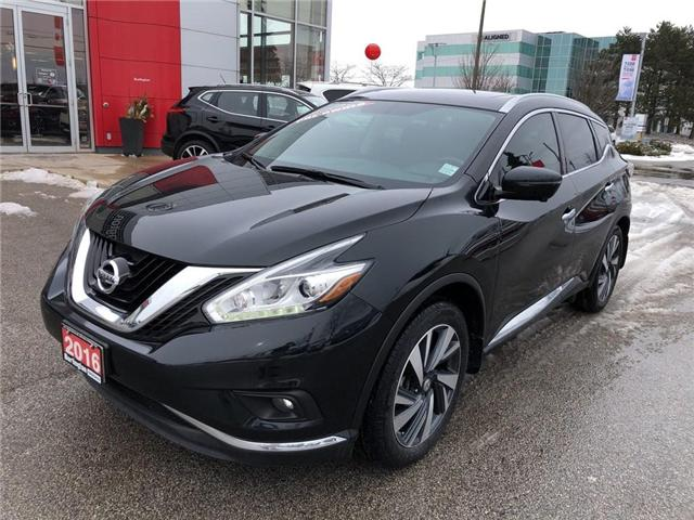 2016 Nissan Murano Platinum (Stk: X8786A) in Burlington - Image 9 of 22