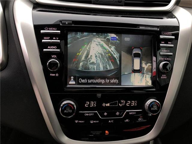 2016 Nissan Murano Platinum (Stk: X8786A) in Burlington - Image 21 of 22