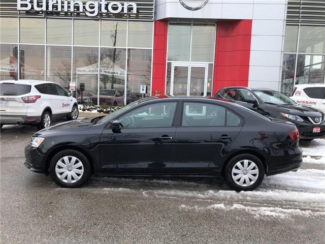 2017 Volkswagen Jetta 1.4 TSI Trendline+ (Stk: A6614B) in Burlington - Image 2 of 18