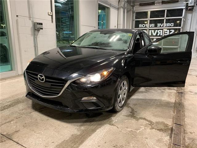 2016 Mazda Mazda3 GX (Stk: M847) in Ottawa - Image 1 of 19