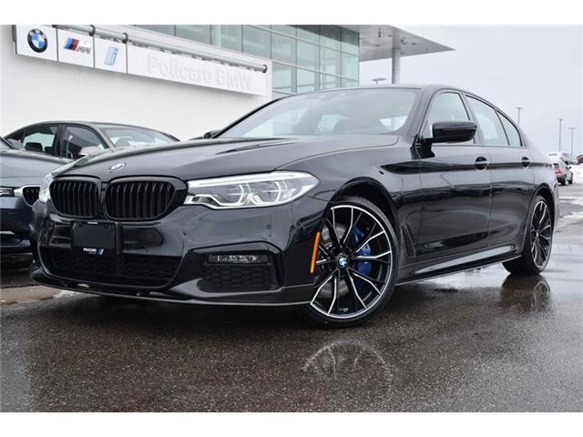 2019 BMW 540i xDrive (Stk: 9D55063) in Brampton - Image 1 of 12